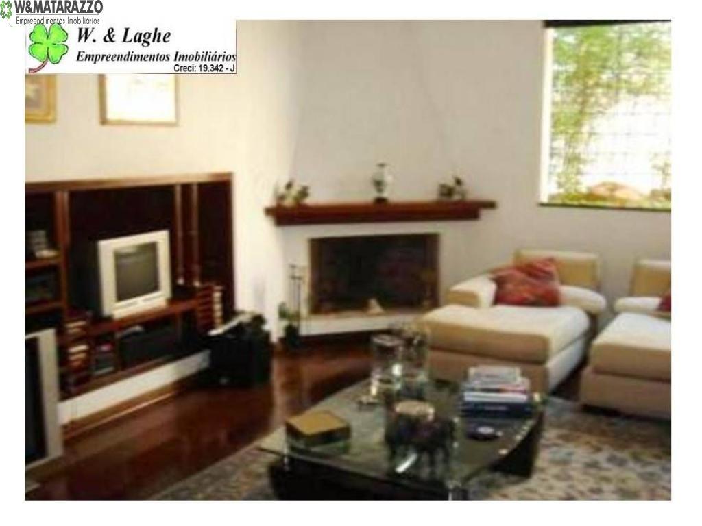Casa Brooklin Paulista - Referência WL2599