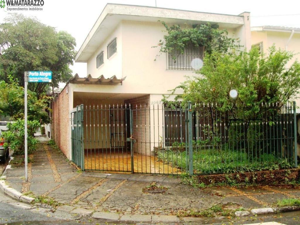 Casa aluguel CAMPO BELO - Referência WL2841
