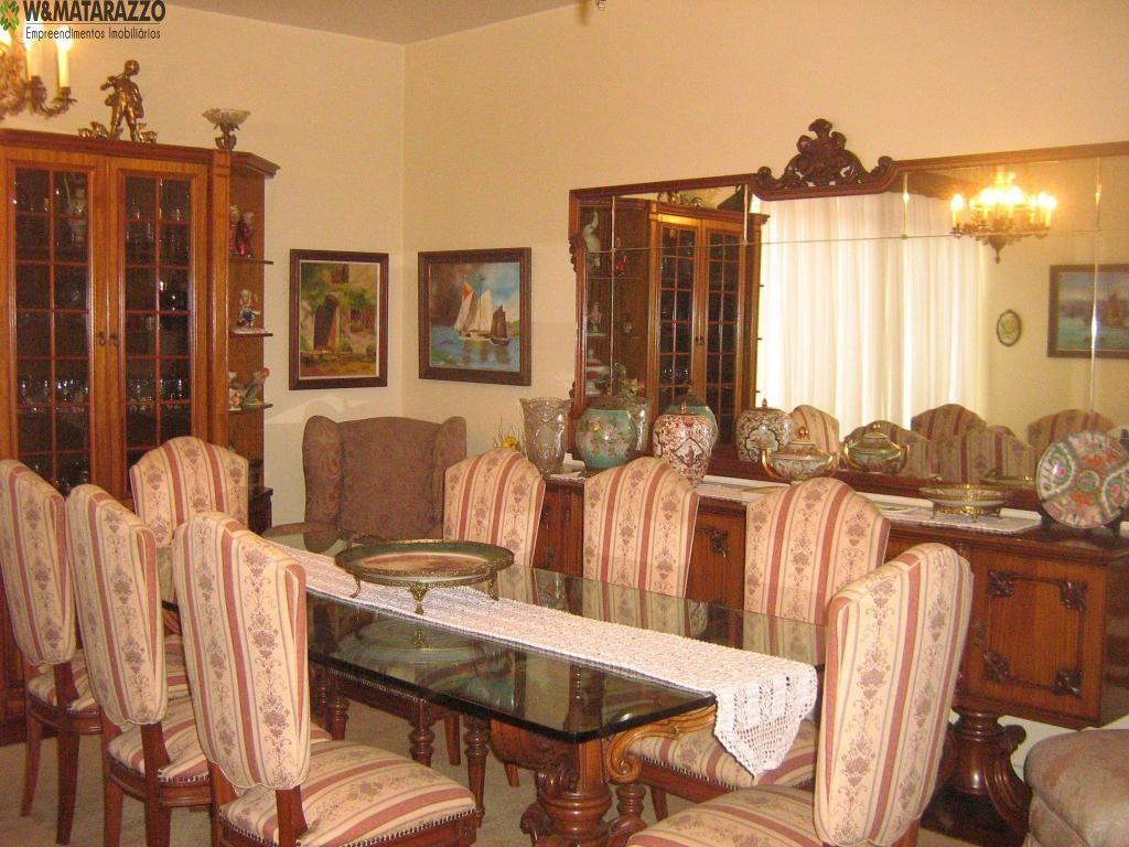 Casa Chácara Monte Alegre - Referência WL3062