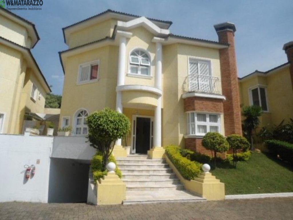 Casa de Condomínio venda Brooklin - Referência WL3133