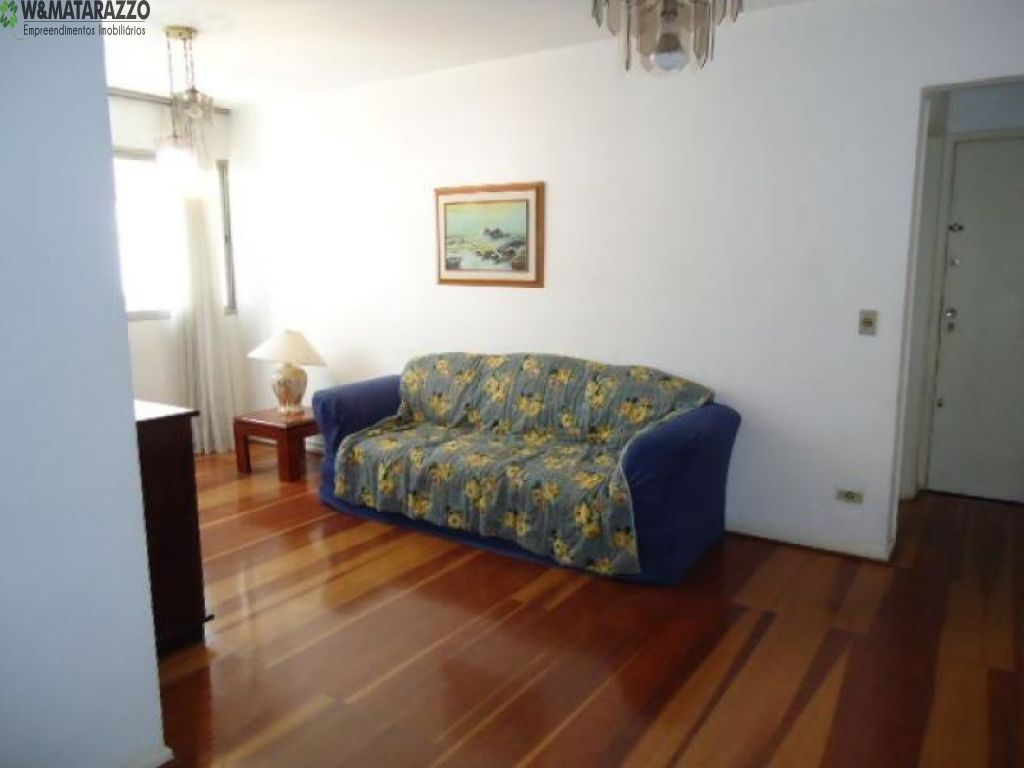 Apartamento Brooklin Paulista 2 dormitorios 2 banheiros 1 vagas na garagem