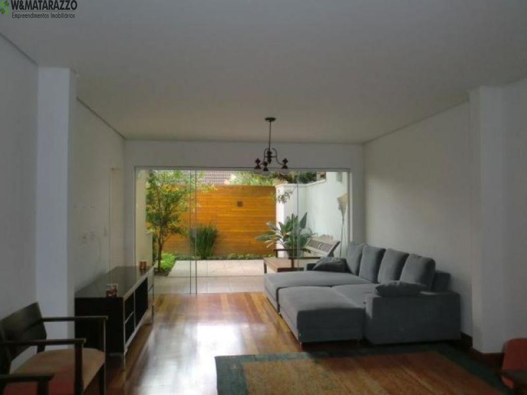Casa de Condomínio Chácara Monte Alegre 4 dormitorios 5 banheiros 3 vagas na garagem