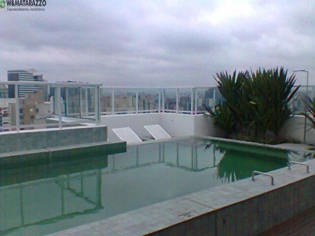 Apartamento Brooklin Paulista - Referência WL3549