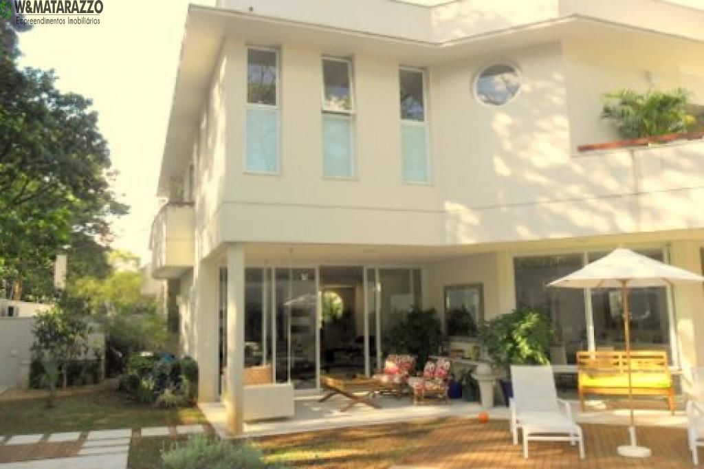 Casa de Condomínio Jardim Cordeiro - Referência WL4255