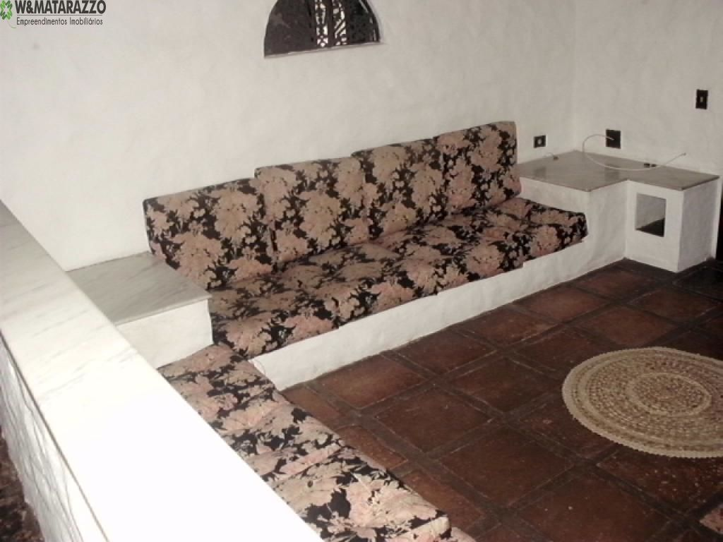 Casa Chácara Represinha 3 dormitorios 4 banheiros 8 vagas na garagem