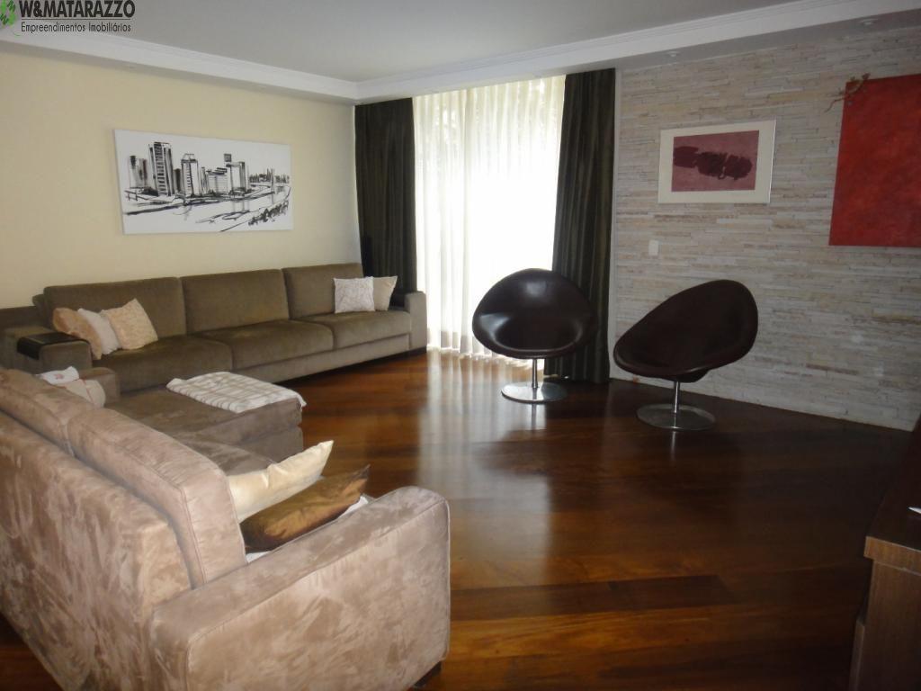 Casa Brooklin Novo - Referência WL4330