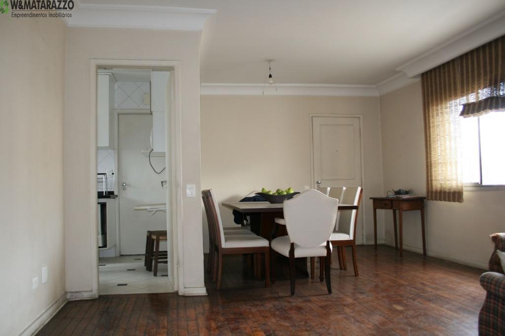 Apartamento Vila Olímpia 2 dormitorios 3 banheiros 1 vagas na garagem