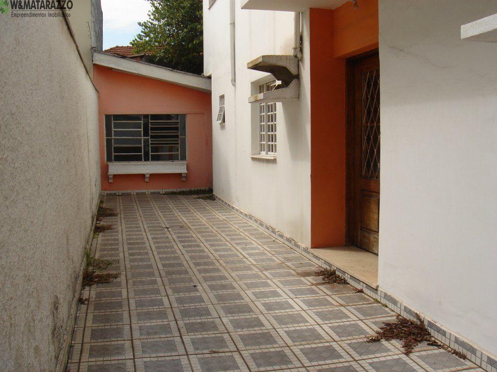 Casa comercial Vila Congonhas 3 dormitorios 4 banheiros 3 vagas na garagem