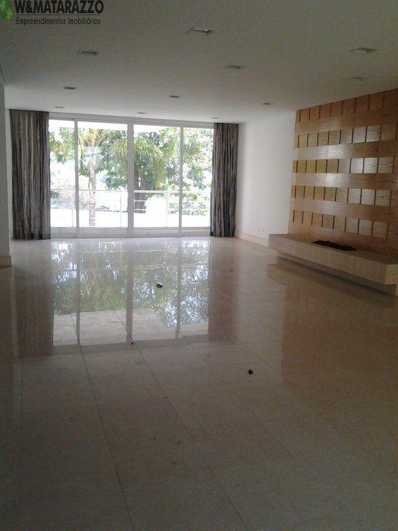 Casa Brooklin Paulista 4 dormitorios 10 banheiros 4 vagas na garagem