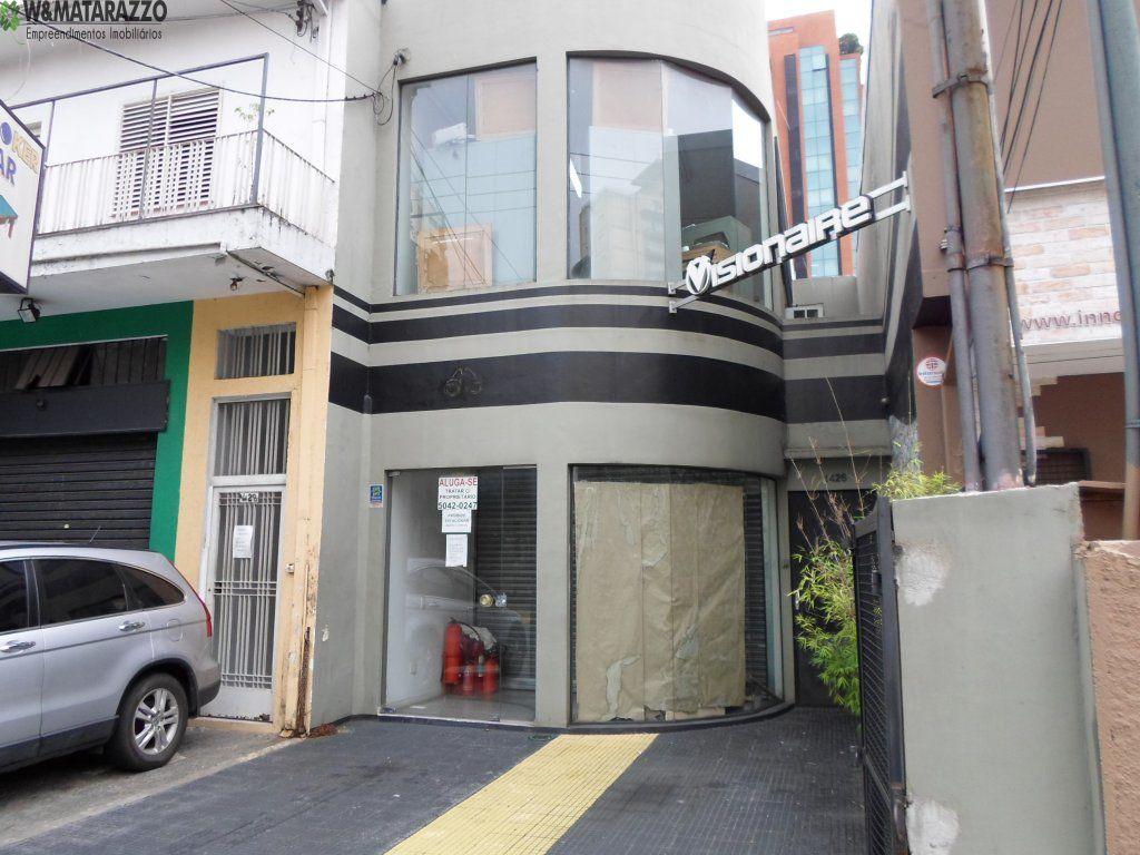 Loja/Salão  MOEMA SÃO PAULO - ID: 2775