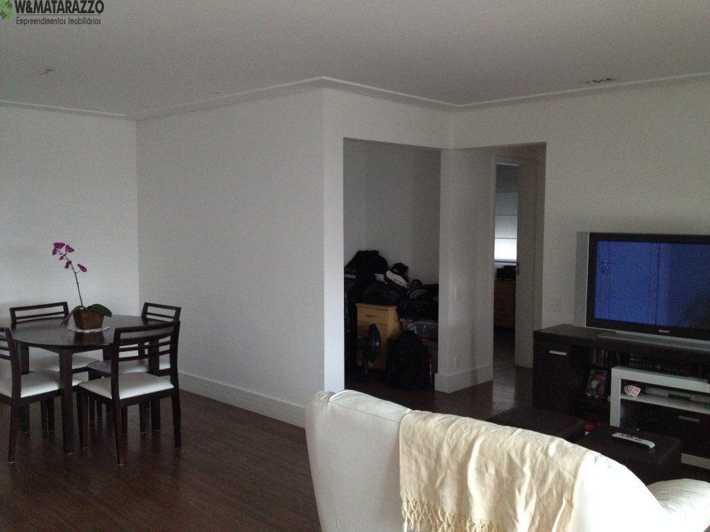 Apartamento Chácara Santo Antônio (Zona Sul) 2 dormitorios 3 banheiros 2 vagas na garagem