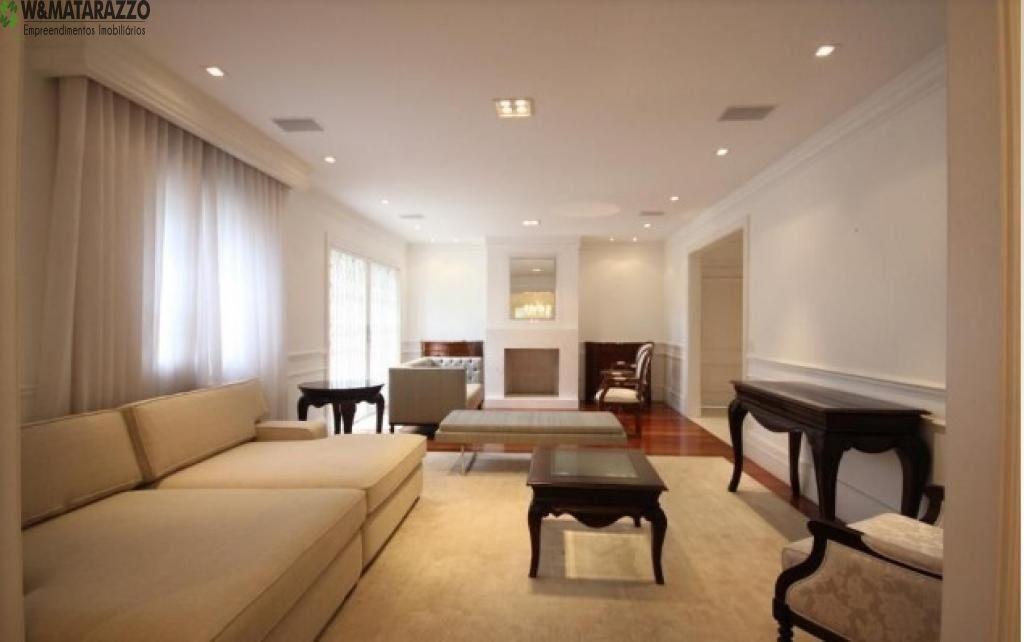 Casa de Condomínio Alto da Boa Vista - Referência WL4510