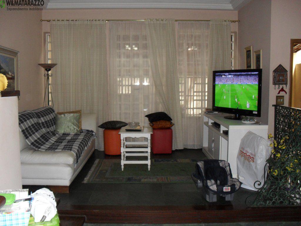 Casa Brooklin Paulista - Referência WL4615