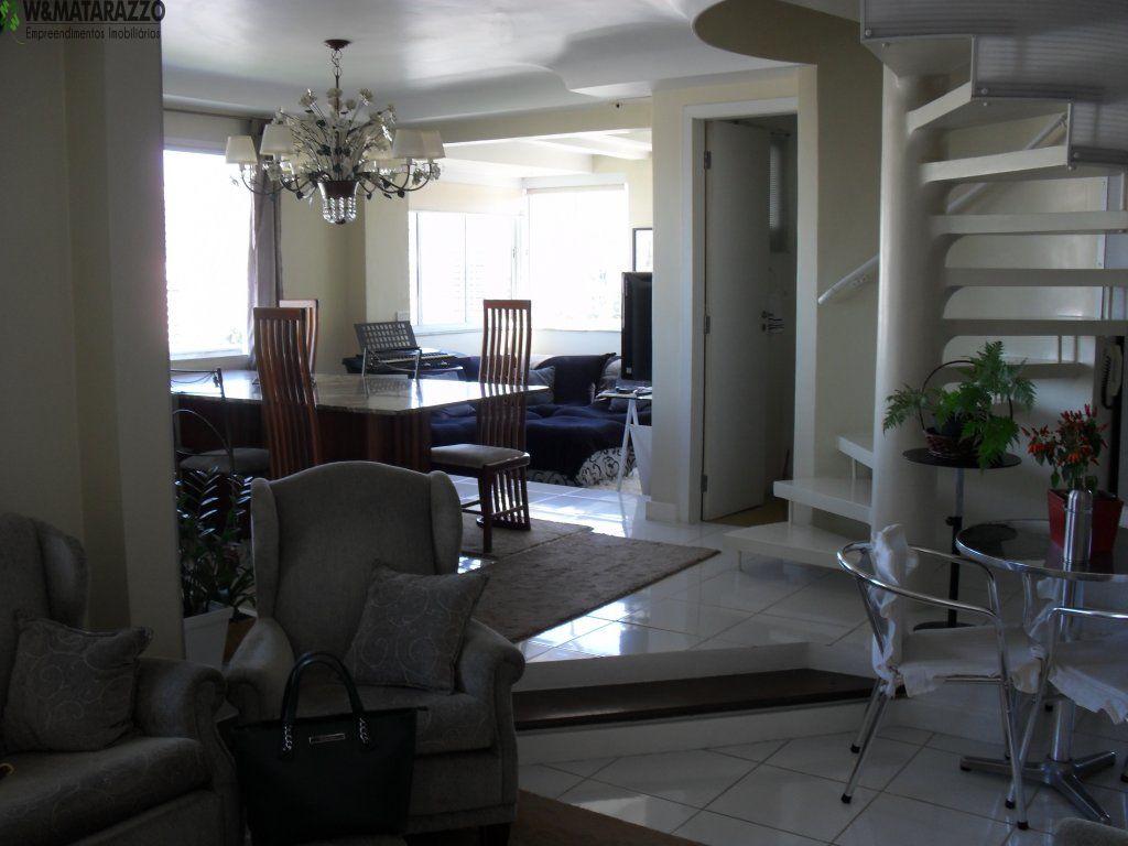 Apartamento Alto da Boa Vista 3 dormitorios 5 banheiros 2 vagas na garagem