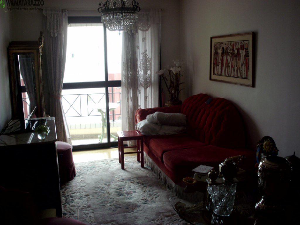 Apartamento Jardim Brasil (Zona Sul) 3 dormitorios 2 banheiros 1 vagas na garagem