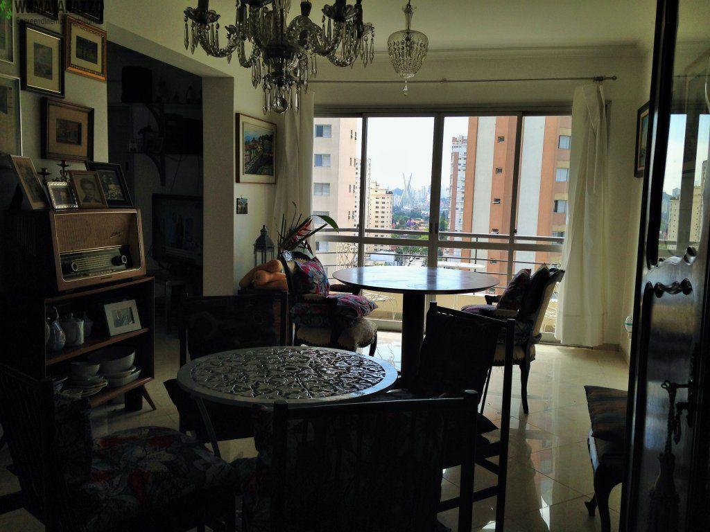 Apartamento Brooklin Paulista - Referência WL4787