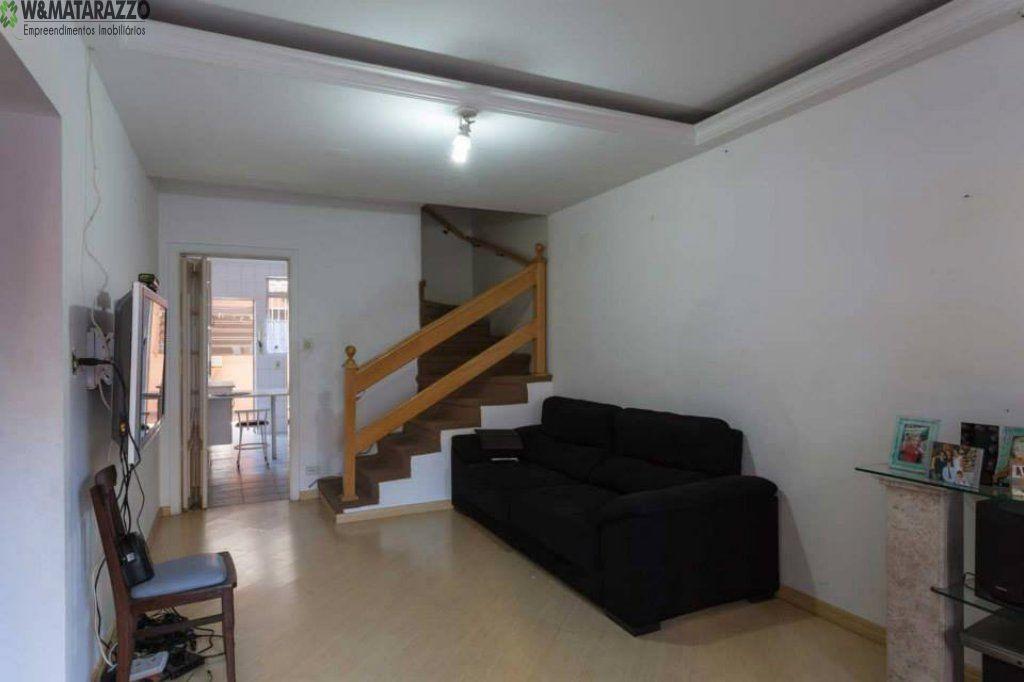 Casa de Vila Cidade Monções 2 dormitorios 2 banheiros 1 vagas na garagem