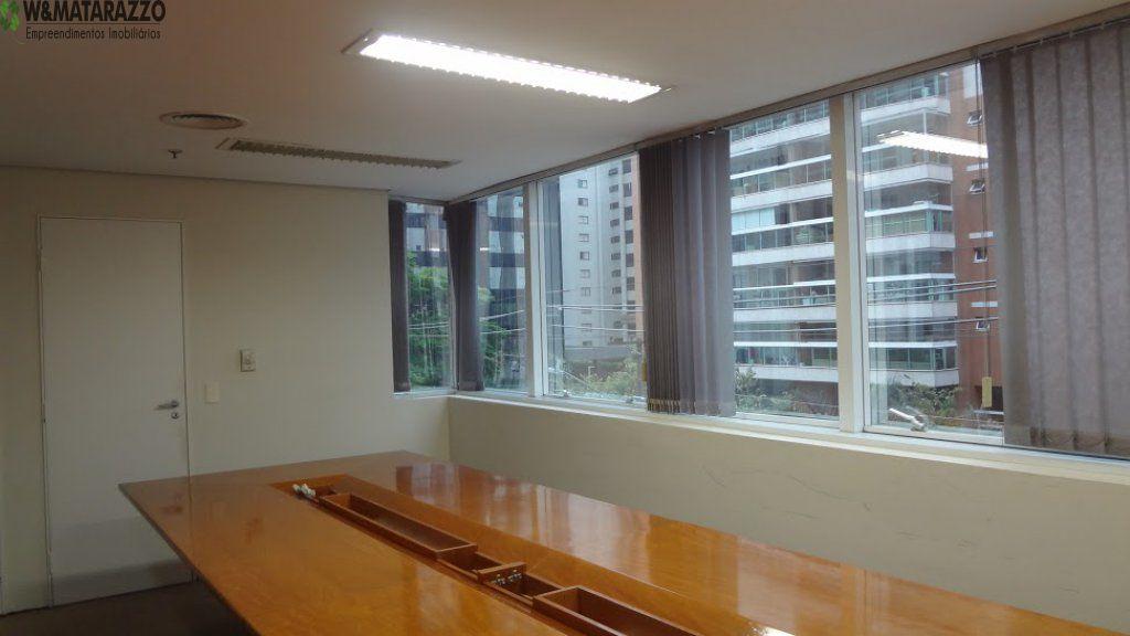 Conjunto Comercial/sala aluguel Vila Olímpia - Referência WL4879