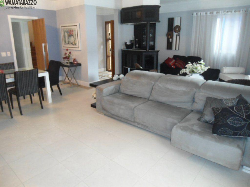 Casa de Condomínio BROOKLIN - Referência WL4887