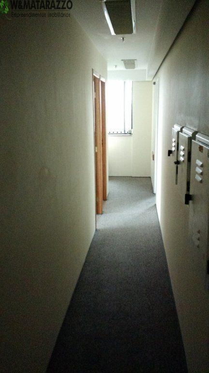 Conjunto Comercial/sala Jardim Caravelas 0 dormitorios 2 banheiros 4 vagas na garagem