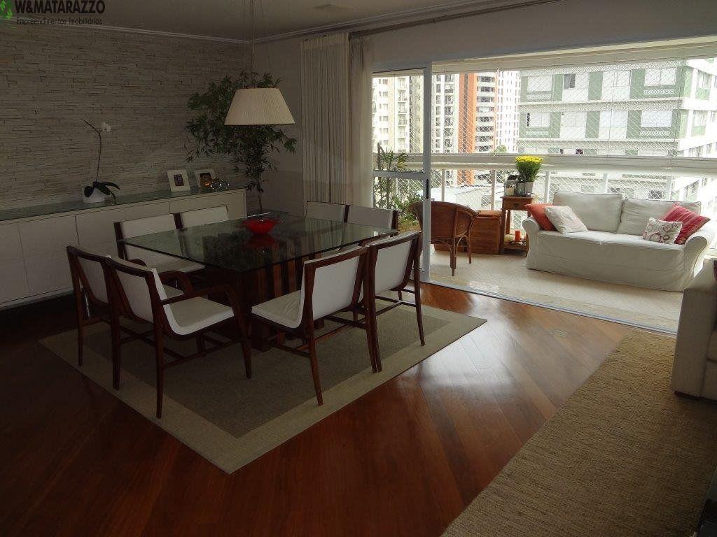 Apartamento MOEMA 3 dormitorios 5 banheiros 4 vagas na garagem