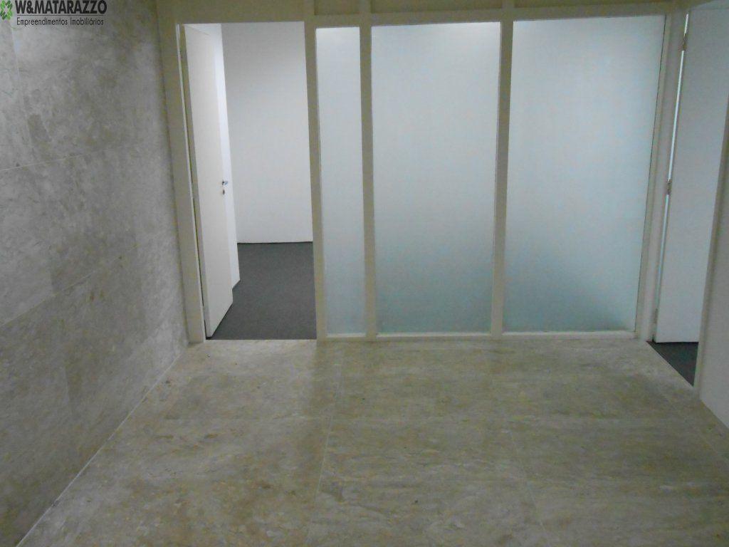 Conjunto Comercial/sala Cidade Monções 0 dormitorios 3 banheiros 3 vagas na garagem