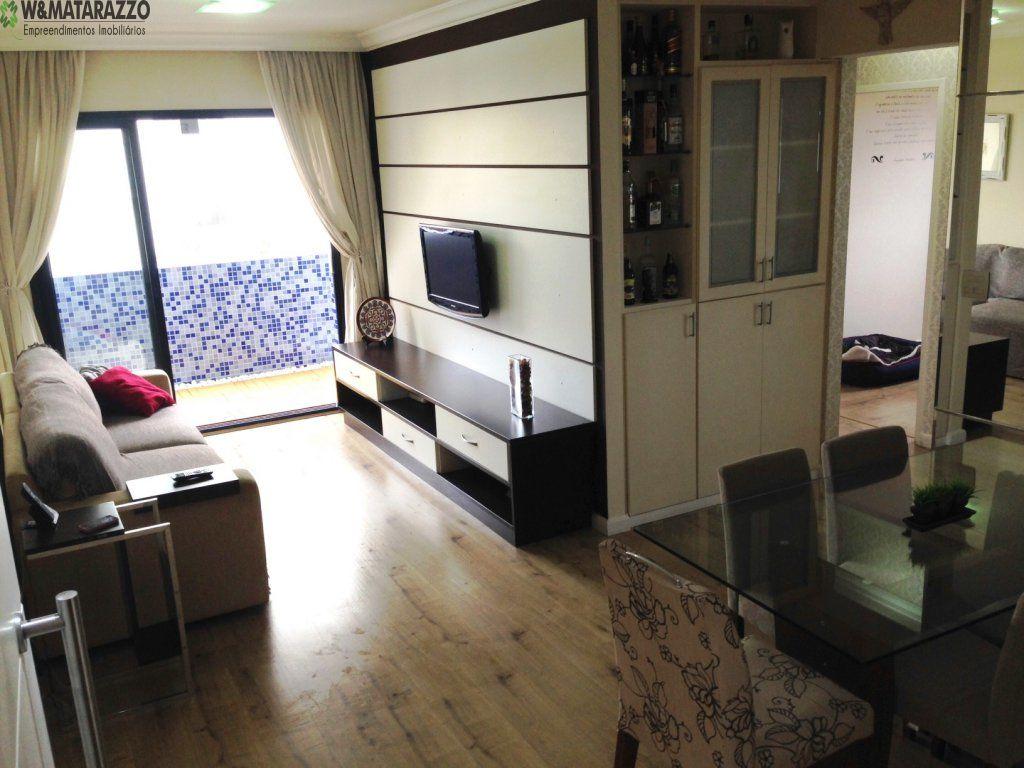 Apartamento Vila Mascote - Referência WL5108