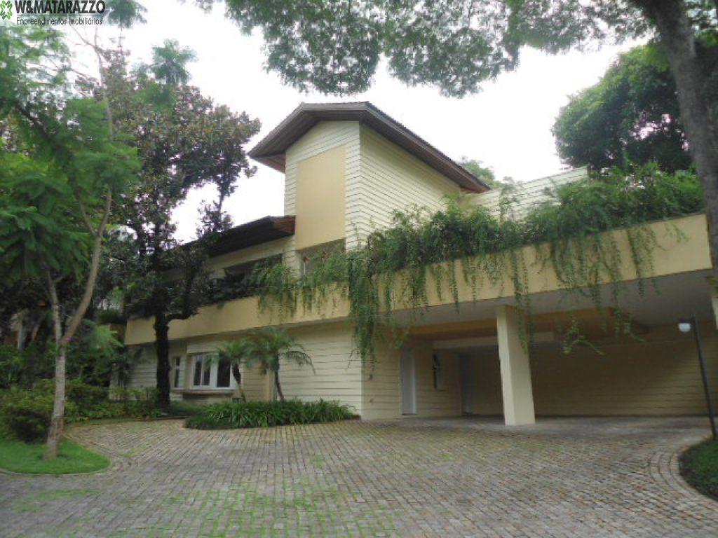 Casa de Condomínio aluguel Jardim Cordeiro - Referência WL5237