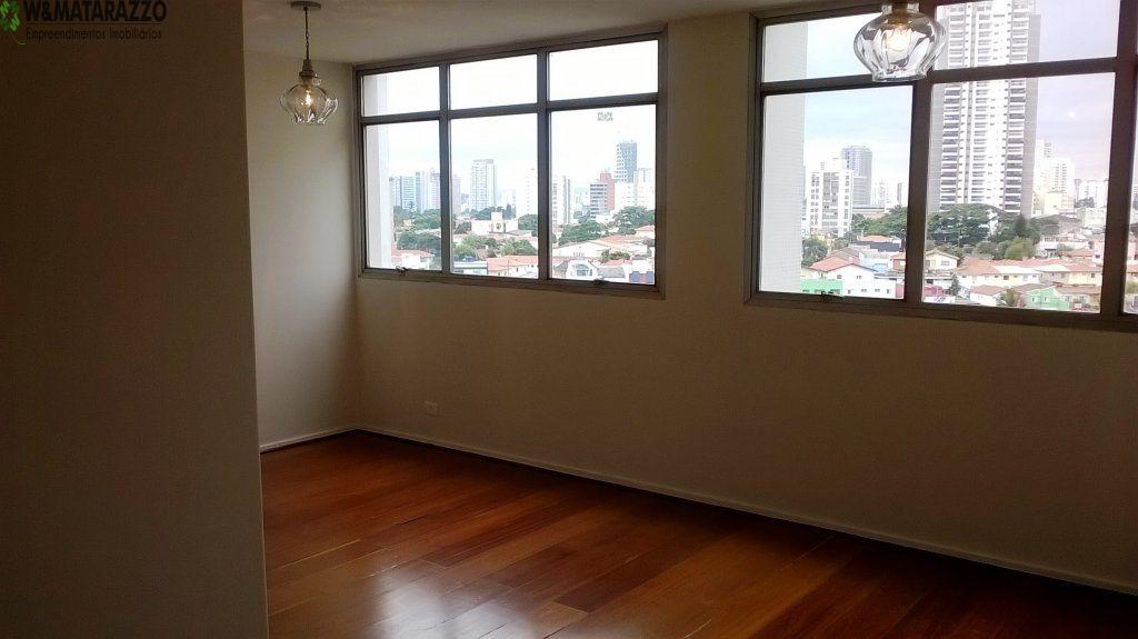 Apartamento Brooklin Paulista 3 dormitorios 2 banheiros 1 vagas na garagem