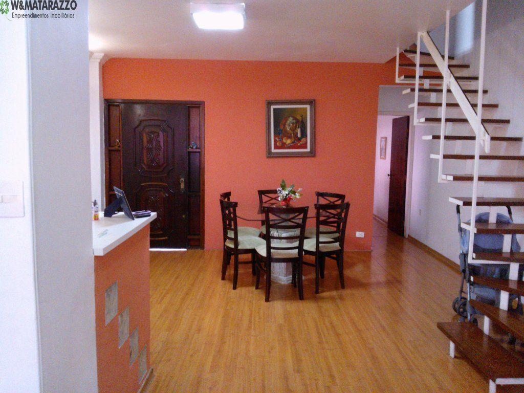 Casa Campo Belo - Referência WL5334