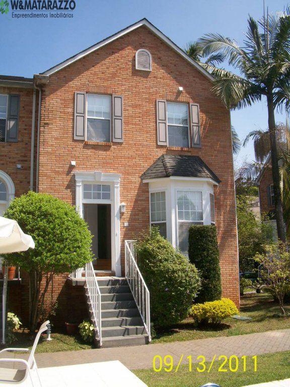 Casa de Condomínio BROOKLIN - Referência WL5422