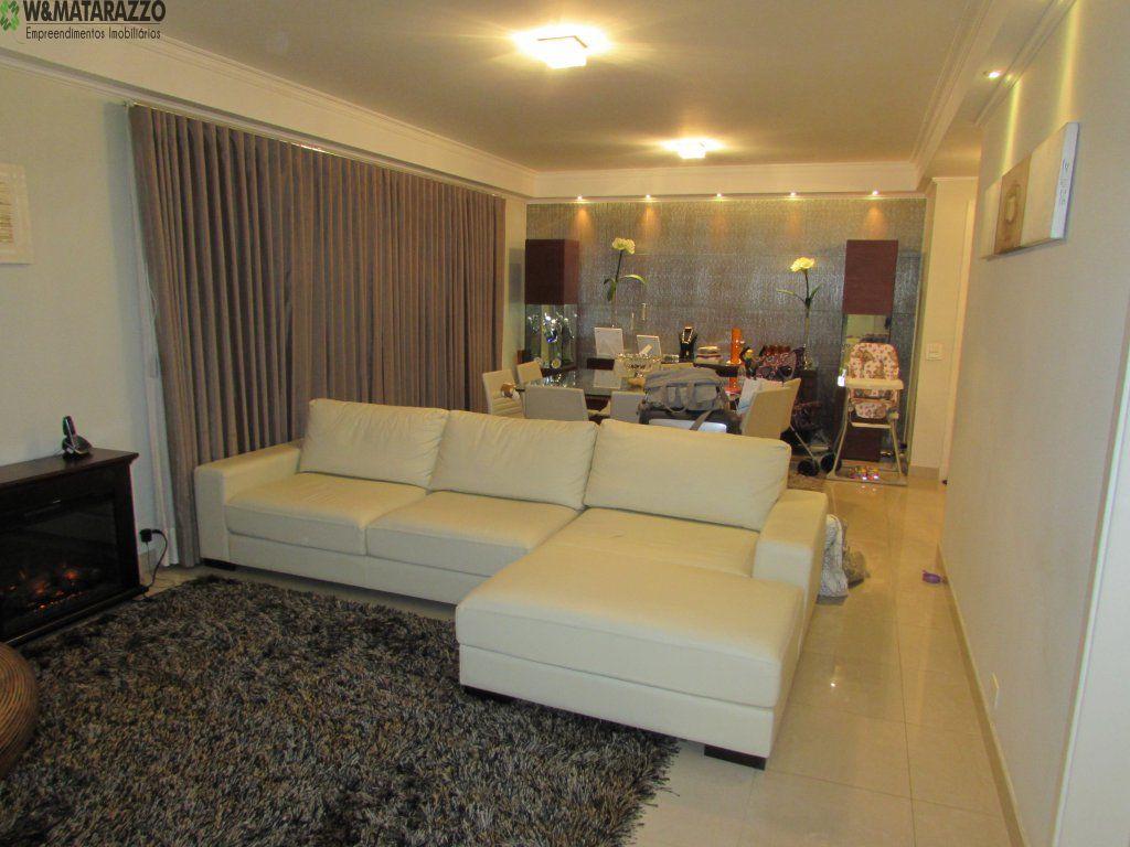 Apartamento Brooklin Paulista - Referência WL5438
