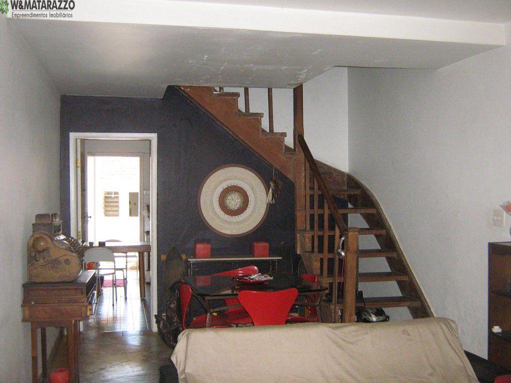 Casa Parque Colonial 3 dormitorios 1 banheiros 1 vagas na garagem
