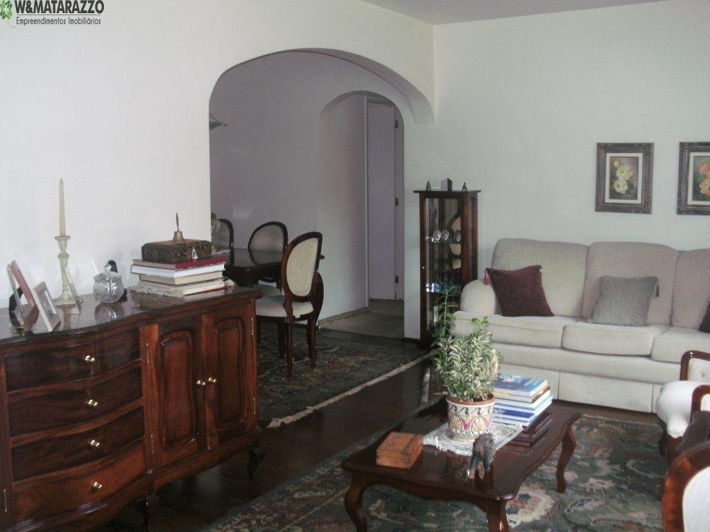 Apartamento Brooklin Paulista - Referência WL5456