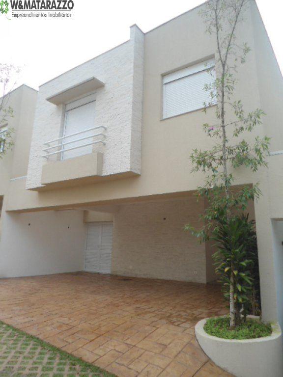 Casa de Condomínio Chácara Monte Alegre 4 dormitorios 4 banheiros 3 vagas na garagem