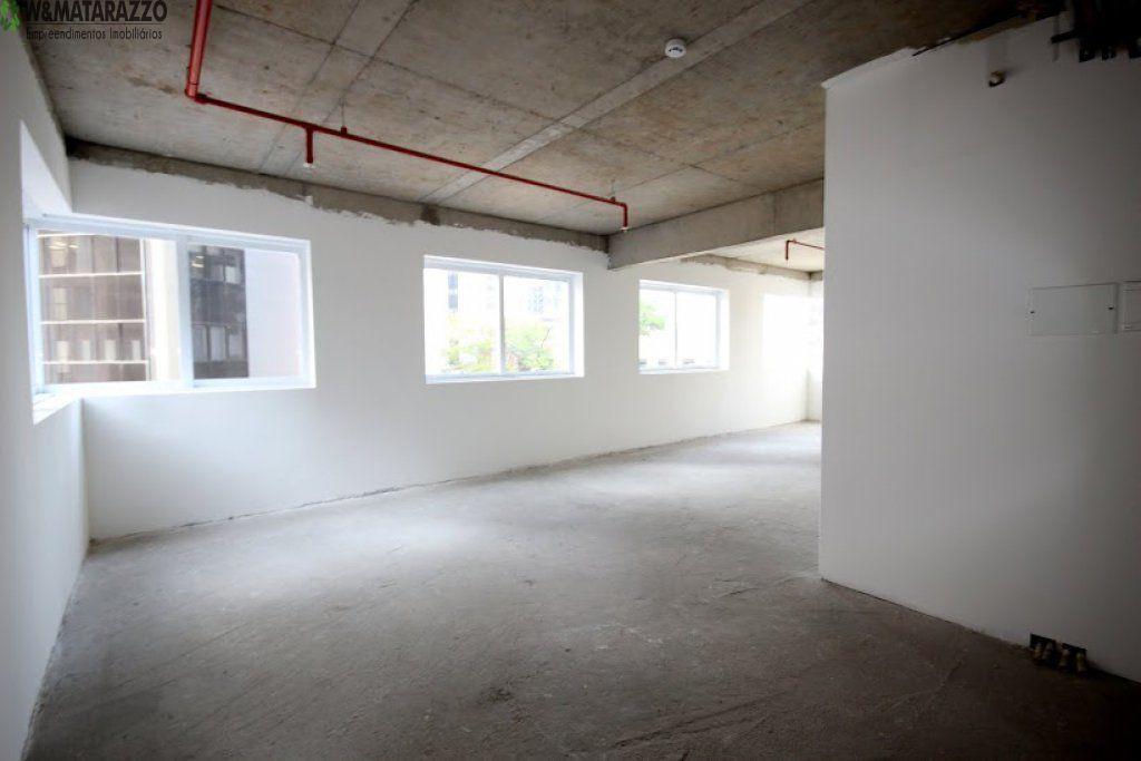 Conjunto Comercial/sala Cidade Monções - Referência WL5475