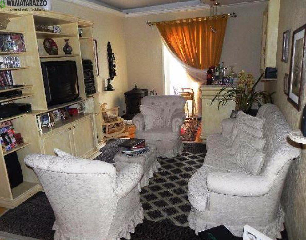 Casa Jardim Prudência - Referência WL5486