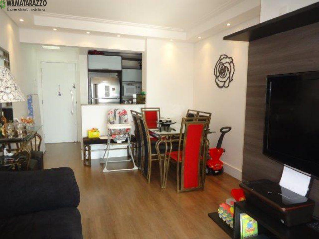 Apartamento Vila das Mercês 3 dormitorios 2 banheiros 2 vagas na garagem