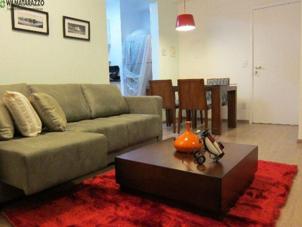 Apartamento Campo Belo - Referência WL5692