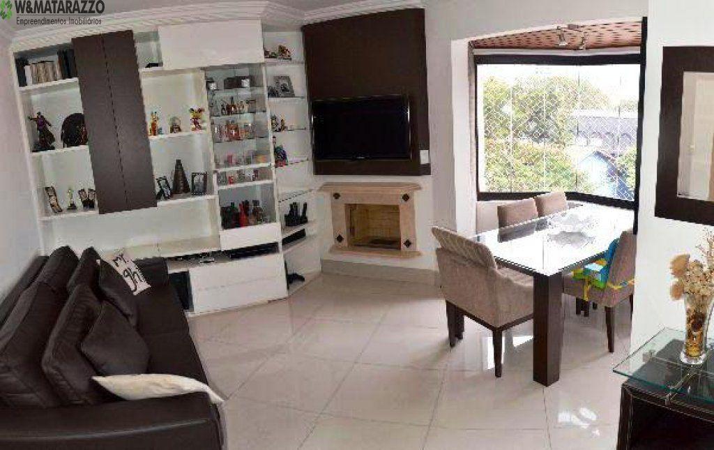 Apartamento Chácara Santo Antônio (Zona Sul) 2 dormitorios 2 banheiros 1 vagas na garagem