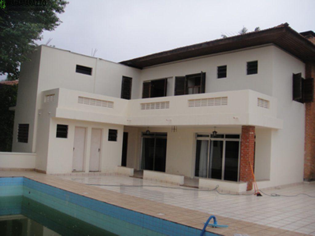 Casa Chácara Monte Alegre - Referência WL6193