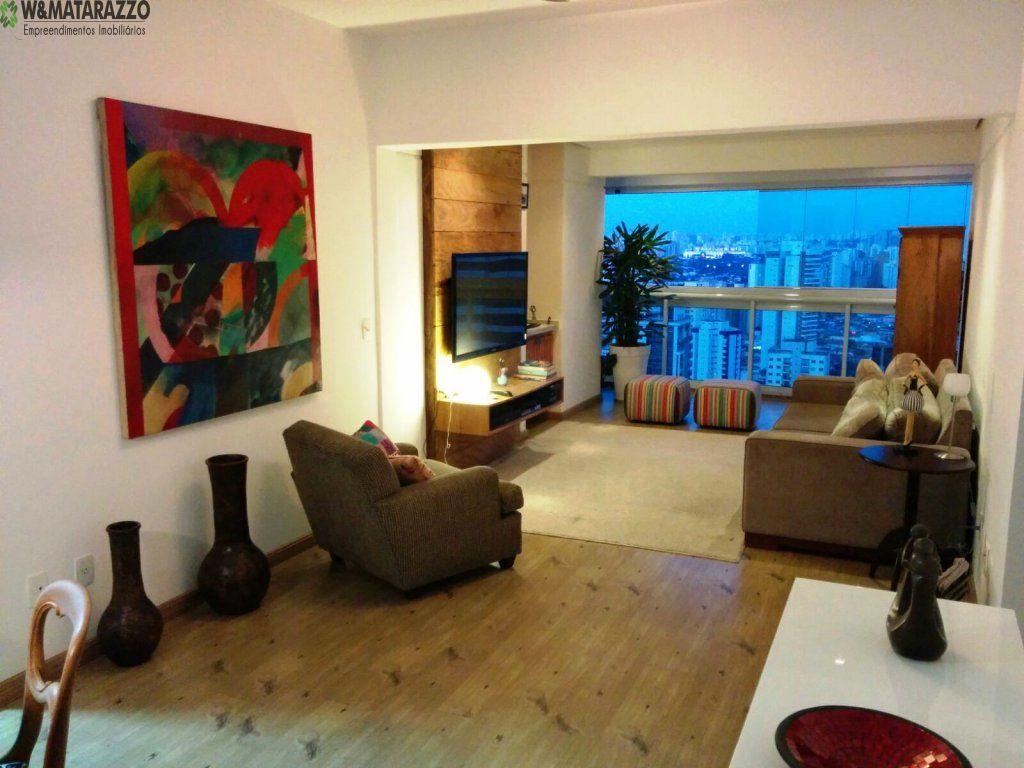 Apartamento Cidade Monções - Referência WL6768