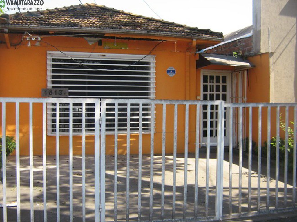 Casa comercial Campo Belo - Referência WL7717