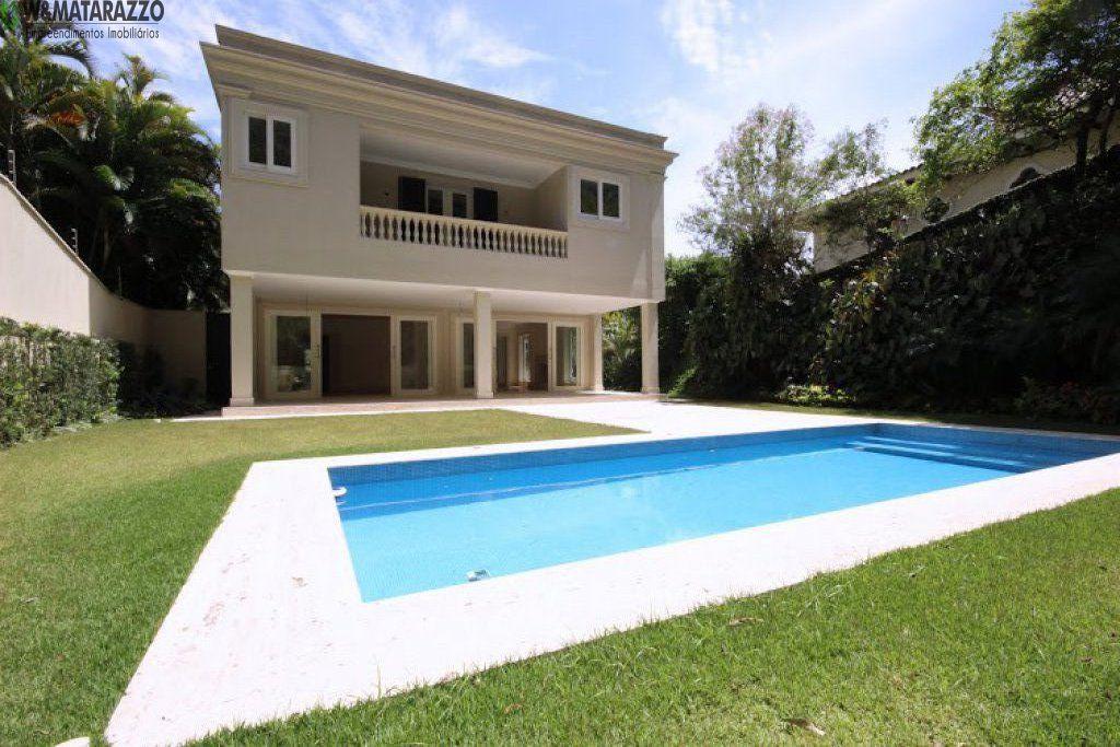 Casa venda CIDADE JARDIM SÃO PAULO