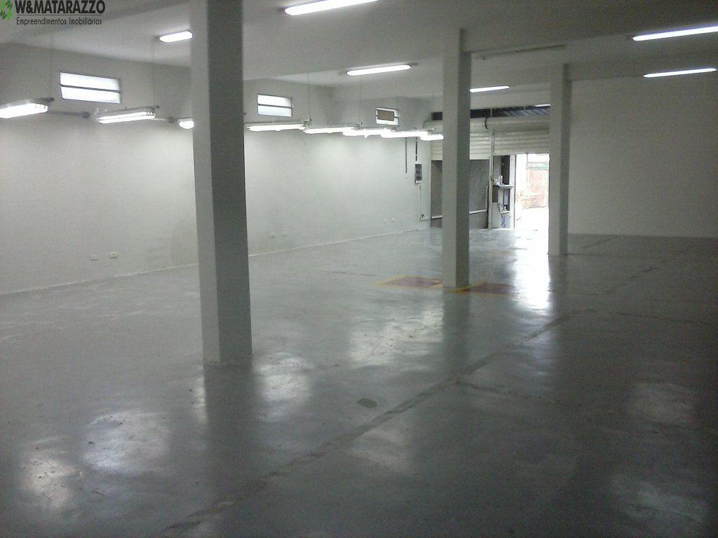 Galpão/Depósito/Armazém Vila São Francisco (Zona Sul) 0 dormitorios 4 banheiros 4 vagas na garagem