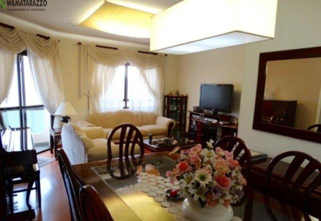 Apartamento Vila Gumercindo - Referência WL7789