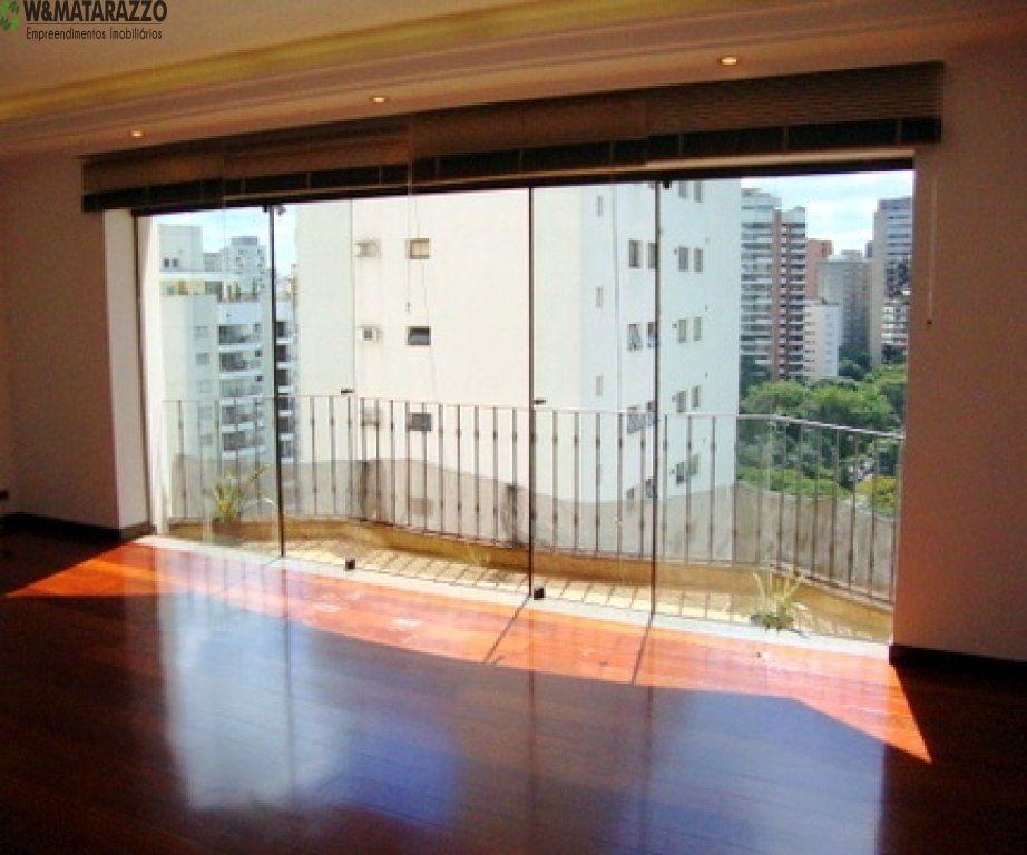 Apartamento Vila Nova Conceição 4 dormitorios 4 banheiros 3 vagas na garagem