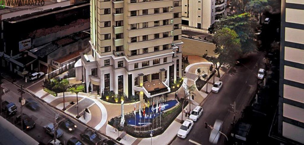 Flat  ITAIM BIBI SÃO PAULO - ID: 3330