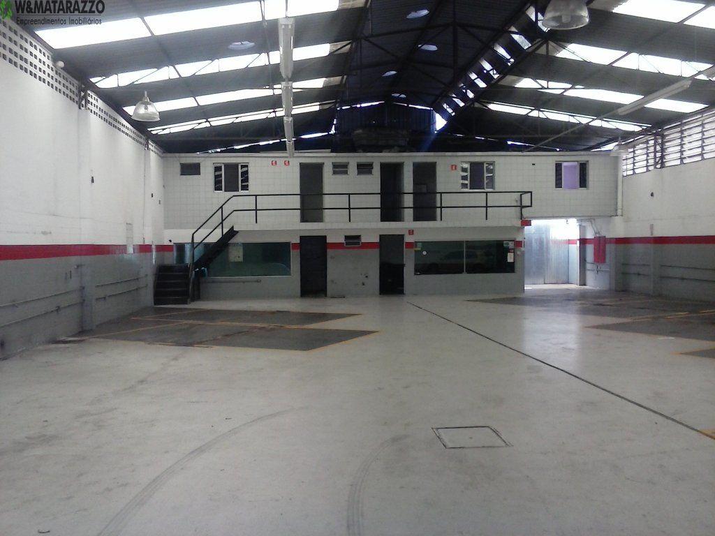 Galpão/Depósito/Armazém Jardim das Acácias 0 dormitorios 3 banheiros 10 vagas na garagem