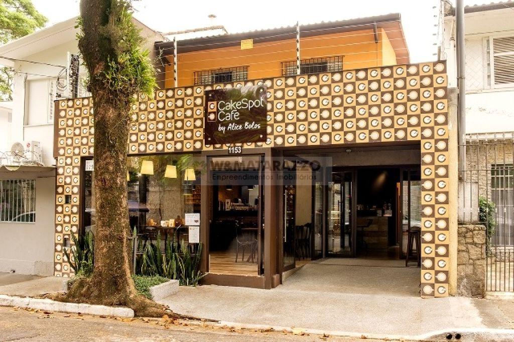Casa comercial CAMPO BELO - Referência WL11022
